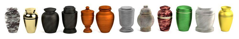 Pudel in Urne aufbewahren