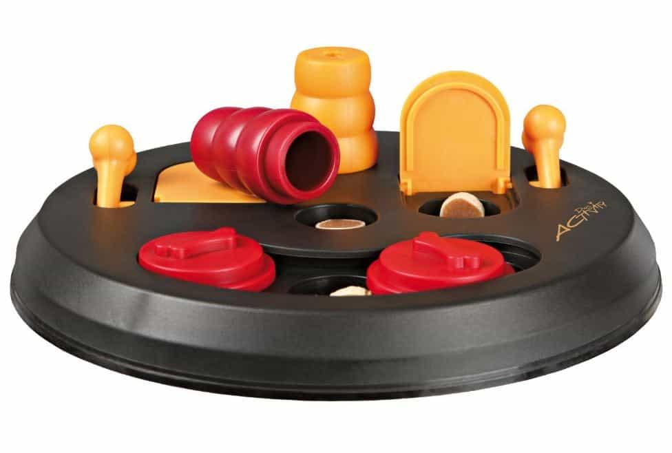 Intelligenzspielzeug für Pudel